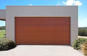 Gliderol Garage Doors Premium Timber Look
