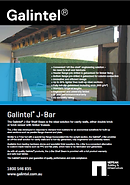 Galintels | J Bar Flyer | Complete Lintels Building Supplies | Annangrove