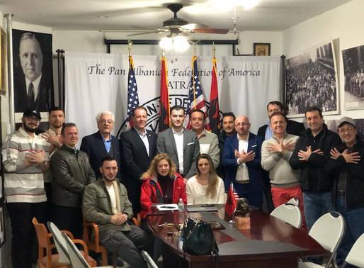 Parada Shqiptare 2019 i dedikohet Çamërise - Nju Jork USA (video)
