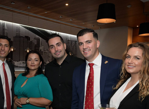 Albanian Roots Networking Night.