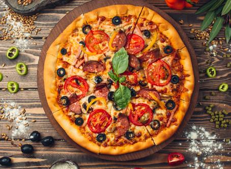 Πίτσα με Σαλάμι