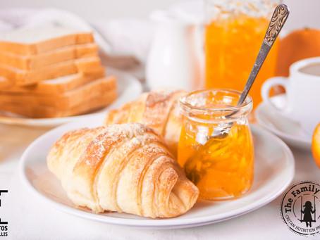 Croissant με Μαρμελάδα Πορτοκάλι The Family Farm