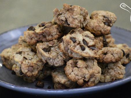 Υγιεινά Cookies με Αλεύρι Ρυζιού