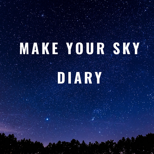 Make your own Sky Diary