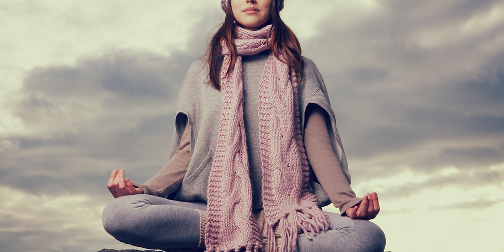 Preparing for Winter - Yoga Day with Sue Woolley