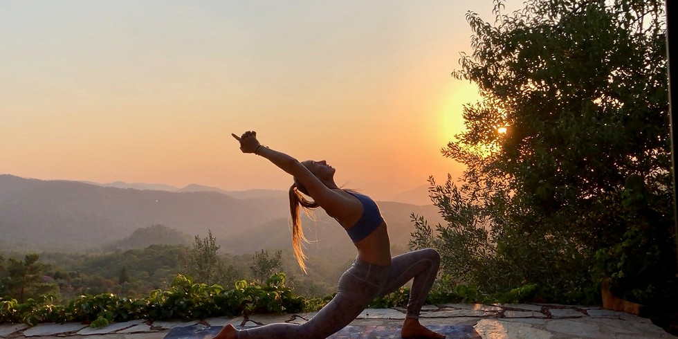 A Weekend for Yoga + Beauty with Victoria Adams