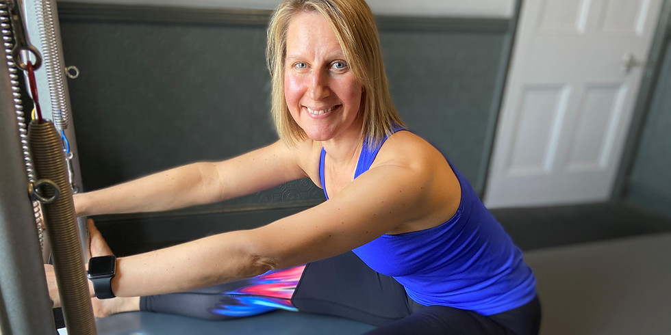 A Day of Pilates, Mindful Movement and Release with Claire Kinrade