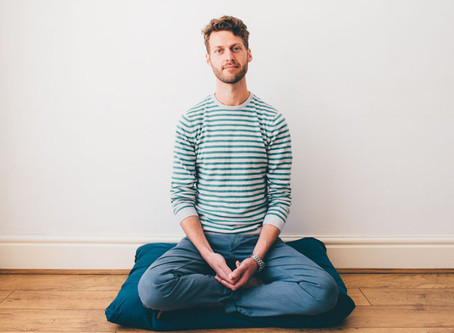An Introduction to Mindfulness with Mike Kewley...