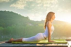 Victoria Adams Health Wellness Yoga Retreat Brightlife Isle of Man