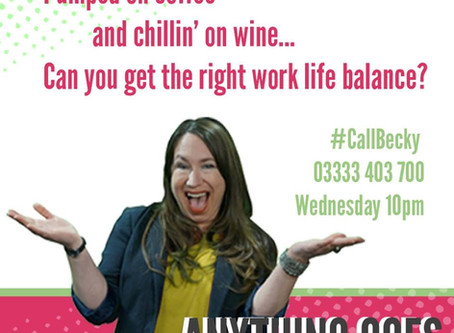 Self-help, Intuition and Comedy with Becky...