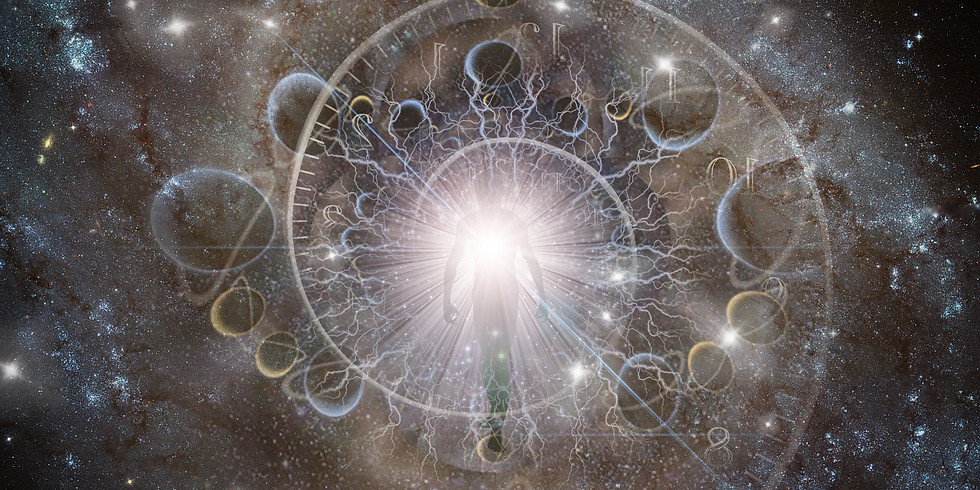 Living as a Multidimensional Being with Dr Christine Page