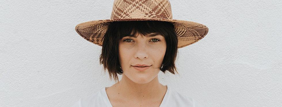 Freya Tartan Hat