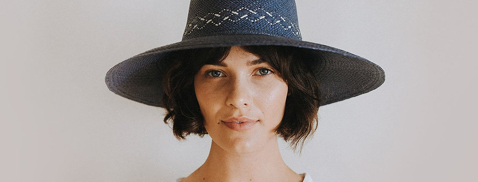 Freya Hibiscus Hat