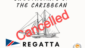 Christmas winds in February!! Sweethearts Regatta won't happen this weekend