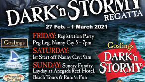 2021 24th annual Dark 'n Stormy Regatta!