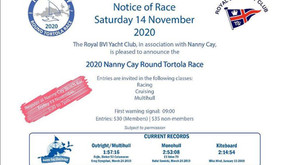 Join the RBVIYC's Round Tortola Race next weekend!