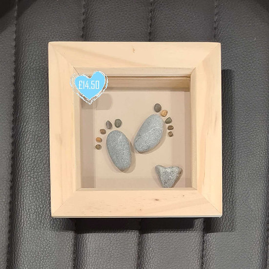 Baby Pebble Feet Picture