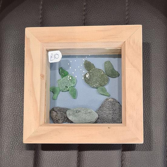 Sea Glass Fish Small Picture