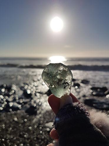 Bonfire Sea Glass