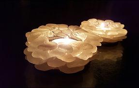 Sea Glass Tealight