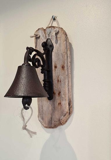 Natural Driftwood Bell