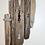 Thumbnail: Sea Glass Driftwood Clock