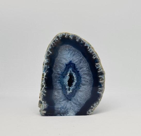 Dark Blue Geode
