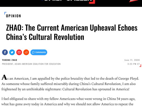 Fight Against ongoing Cultural Revolution in America