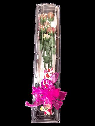 6pc Strawberry Bouquet