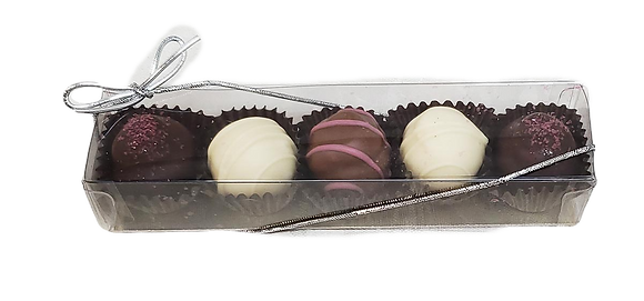 Assorted Classic Truffle Box - 5 piece