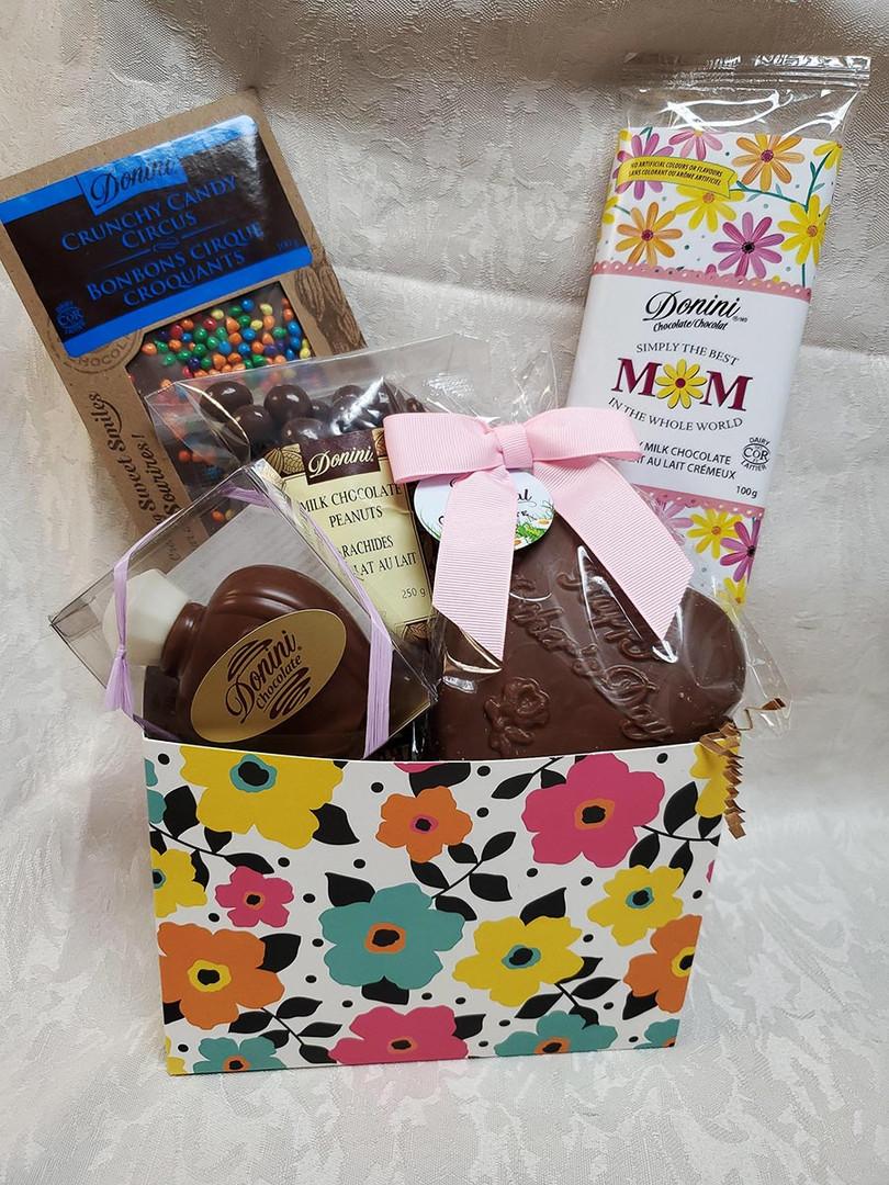 Mother's Day Gift Basket B Milk