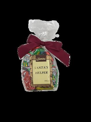 Foiled Milk Chocolate Santa's Helper