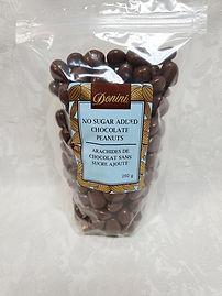 NSA Chocolate Covered Peanuts, 250g