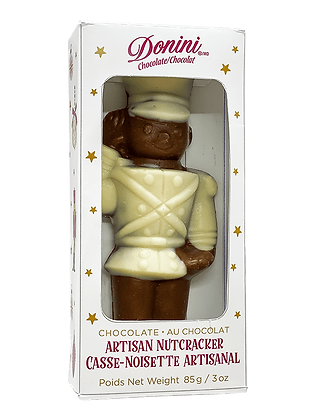 Chocolate Artisan Nutcracker