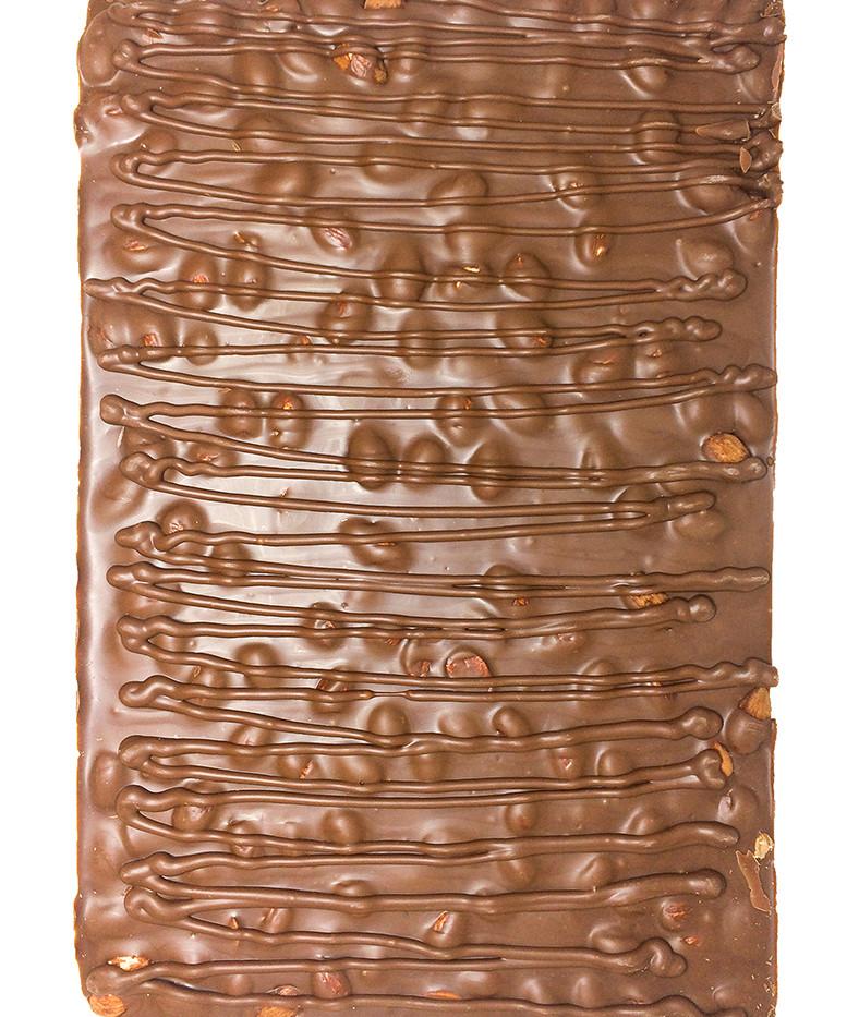 Donini Milk Chocolate Almond Bark Slab.jpg