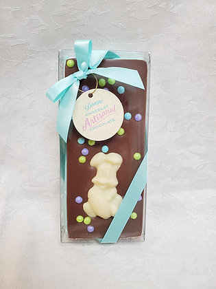 Easter Decorated Milk Chocolate Bar, 100g
