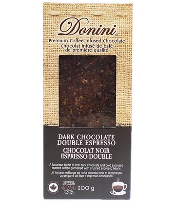 Dark Chocolate Double Espresso