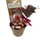 Thumbnail: Small Round Tree  Holiday Basket