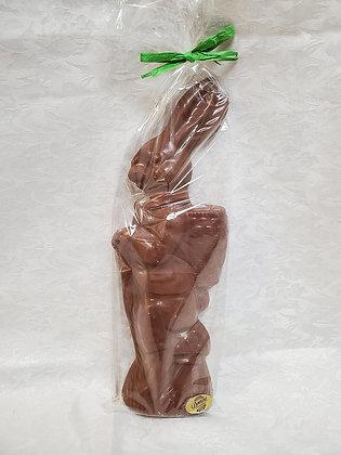 Chocolate Bunny with Basket, 600g