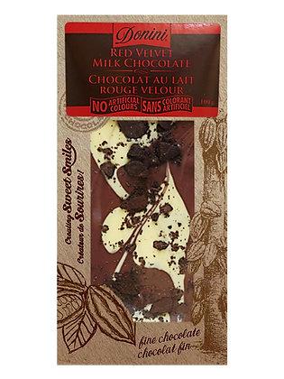 Red Velvet Milk Chocolate, 100g