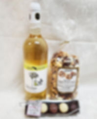 Mother's Day White Wine and Truffle Package