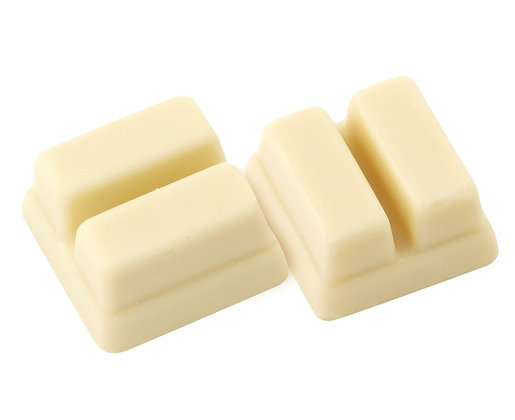 Couverture White Chocolate Baking Square, 10 kg
