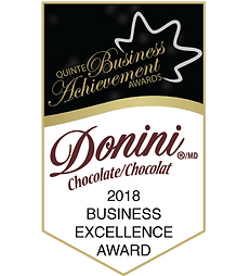 Donini Chocolate 2018 Best Excellence Aw