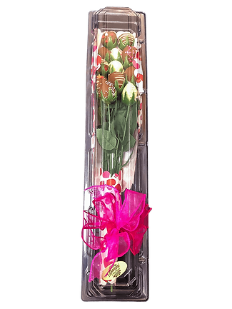 12pc Strawberry Bouquet