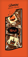 Donini Spooky Halloween Chocolate Bar