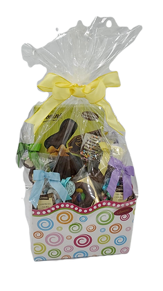 Easter Basket # 8 - Large Swirl