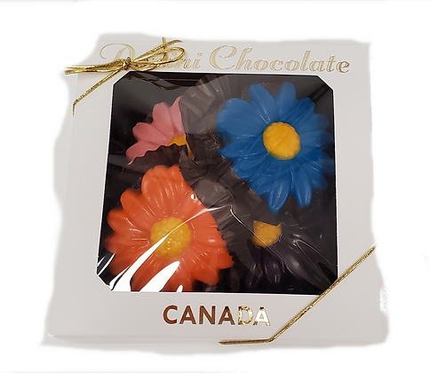 Chocolate Flowers - Boxed
