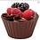 Thumbnail: Real 54% Dark Chocolate Dessert Cup, 210 g