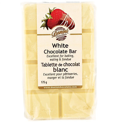 Jumbot Couverture White Chocolate, 175g