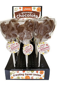 Donini Milk Chocolate Turkey Lollipop